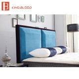 Mejores almacenes del mismo tamaño de los diseños de los muebles de la cama matrimonial para el sitio de la base