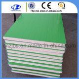 Painel de sanduíche do plutônio da placa do cimento da fibra da HOME do contentor do material de construção