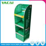 Herramientas de visualización de los productos de papel interior Rack stands de exposición