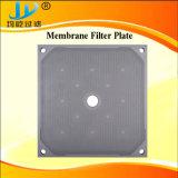Piatto ad alta pressione del filtrante dell'alloggiamento della membrana dei pp per il trattamento di acque luride