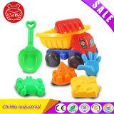砂掘るツールが付いているおかしい子供浜車のおもちゃ