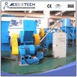 Pipe en plastique de PVC réutilisant la machine de broyeur