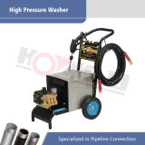 Máquina de jacto de água 1200 Psi /80 Bar Lavadora de Alta Pressão (HL-1800M)