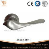 Внутренние ручки дверей оборудование алюминиевый сплав цинка ручки замки (z6273-zr11)