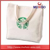 نمو نساء حمل حقيبة يد نوع خيش/قطر حقيبة لأنّ تسوق