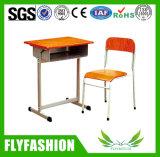 Einzelner Schule-Schreibtisch-und Stuhl-/Kursteilnehmer-Schreibtisch und Stuhl-/Schreibtisch-Stuhl-Klassenzimmer-Möbel