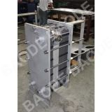 맥주 풀 냉각기를 위한 티타늄 격판덮개 위생 열 Exchagner