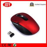 USB 플러그 무선 광학 마우스 4D