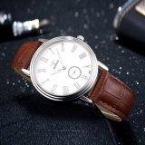 Relógios de pulso do relógio da cinta do aço inoxidável dos relógios de quartzo Z297