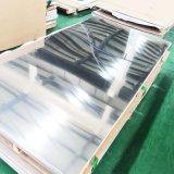 Placa de acero inoxidable para el material de construcción