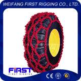 Corrente de pneu da neve do carro do Multi-Anel do anel dobro com qualidade superior