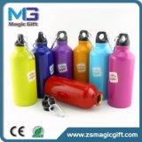De Aluminio de promoción de la botella de agua para bicicleta