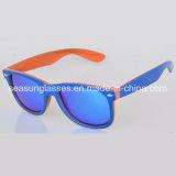Óculos de sol elegantes do OEM da fábrica de Eyewear China do tipo do estilo quente