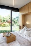 코코야자 매트는 콘테이너 집 시제품을%s 가진 유목 집을 계획한다