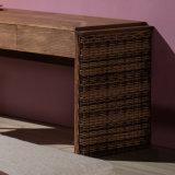 Governo di legno TV dell'hotel del basamento semplice TV della mobilia per lasciare stanza o hotel B09-7c
