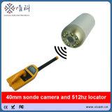 Vicam Self-Leveling Abwasserkanal-Inspektion-Kamera mit 8 Zoll LCD-Monitor und 512Hz Sonde Kamera