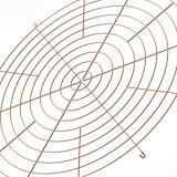 ステンレス鋼は金網のファングリルの監視を溶接した