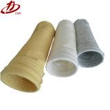 Sacchetti filtro lunghi del depolverizzatore di Baghouse di vita attiva