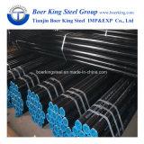 Tubo d'acciaio senza giunte senza giunte di pollice tubo d'acciaio/20-30 del carbonio del petrolio e del gas di ASTM api 5L X42-X80