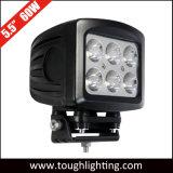 EMC aprobado de 5,5 pulgadas cuadradas de 60W LED de servicio pesado de las luces de conducción