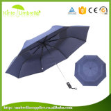 Двойной зонтик створки 23inch 8K слоя 3 Windproof