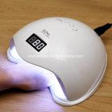 Lámpara UV 48W LED Lámpara de UÑAS Las uñas de gel con pantalla LCD