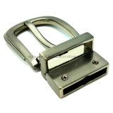 L'inarcamento di cinghia rovesciabile in lega di zinco di Pin dell'inarcamento del metallo di alta qualità per il vestito allaccia le borse dei pattini dell'indumento (Xwszd421-448)
