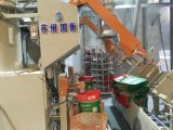 польностью автоматическое машинное оборудование упаковки 5-50kg для порошка замазки цемента