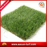 Prato inglese artificiale della moquette sintetica dell'erba per il prato inglese falso dell'erba delle case