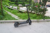 10 '' scooter électrique pliable de l'adulte 10inch de batterie au lithium