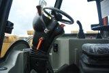 артикулированный 1.6ton затяжелитель лопаткоулавливателя машины фермы малый