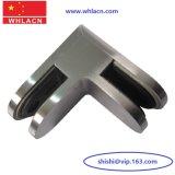 Tampão de extremidade do aço inoxidável com encaixe do corrimão das molas