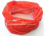 I prodotti della fabbrica della Cina hanno personalizzato la fascia tubolare del collo di Microfiber della stampa del camuffamento