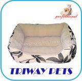 Mascotas Perros Gatos baratos suave cama (WY1010137A/C)