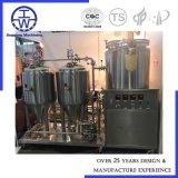 ホームBrewhouseのパブのレストラン100L 150L 200L 250L 300L 500LのためのNanoマイクロビール醸造のビール醸造所装置
