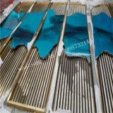 [شنس ستل] 3 لوح [رووم ديفيدر] [ستينلسّ ستيل] يطوي شاشة من الصين مصنع