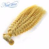 Estensione brasiliana di tessitura dei capelli di Remy del Virgin dei capelli di Unproccessed della nuova stella