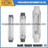Mètre acrylique d'écoulement de la matière de canalisation carrée pour le matériel pur de l'eau