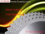 Una buena calidad Cermet Sugerencia Hoja de sierra circular de 315 X 2.25 X 2.0 X 32 X 72t para la barra de acero de corte.