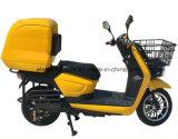 La carga eléctrica de la entrega de 6-8 horas scooter moto-E