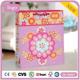 Blumen-Muster-Rosa-Verzierung-tägliches Notwendigkeits-Geschenk-Papierbeutel