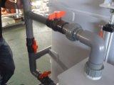 Câmara do teste de pulverizador de sal para o teste das peças eletrônicas