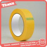 ゴム製接着剤のペーパー粘着テープ、付着力の保護テープ
