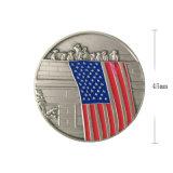 Custom Крикет поощрения старинной серебряные монеты сувениров (Ele-203)