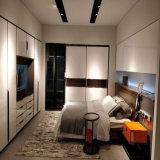 Cor de mármore MDF UV altamente brilhante para a porta do armário de cozinha (ZH-1701)
