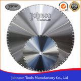 600-1600mm Diamond a lâmina da serra com boa nitidez para corte de concreto reforçado