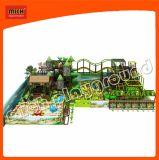 Игровая площадка для установки внутри помещений джунглей тренажерный зал для детей