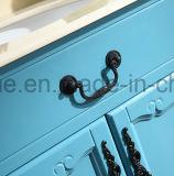 Американский самомоднейший шкаф тщеты ванной комнаты твердой древесины типа (ACS1-W78)