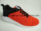 Zapatos ocasionales de la zapatilla de deporte de color de los hombres del zapato fresco del deporte