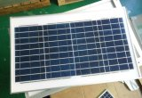 30W Poly pour panneau solaire Rue lumière solaire